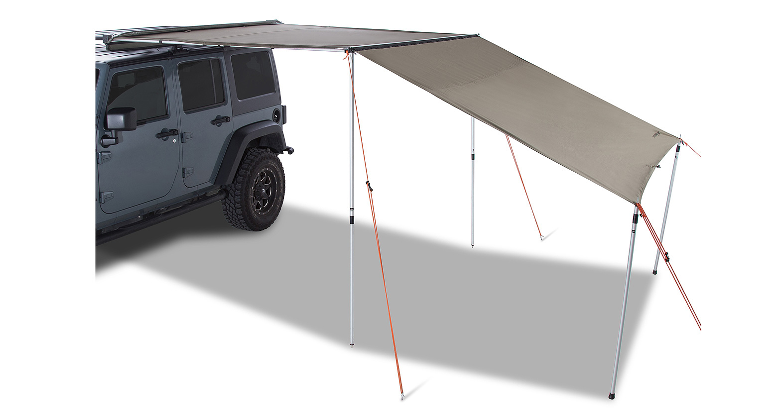 Batwing Foxwing Sunseeker 2 5m Awning Extension By Oztent