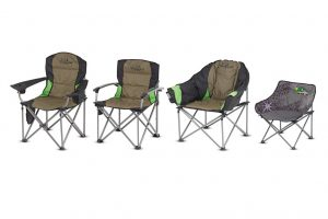 Ironman 4wd Camping Chairs